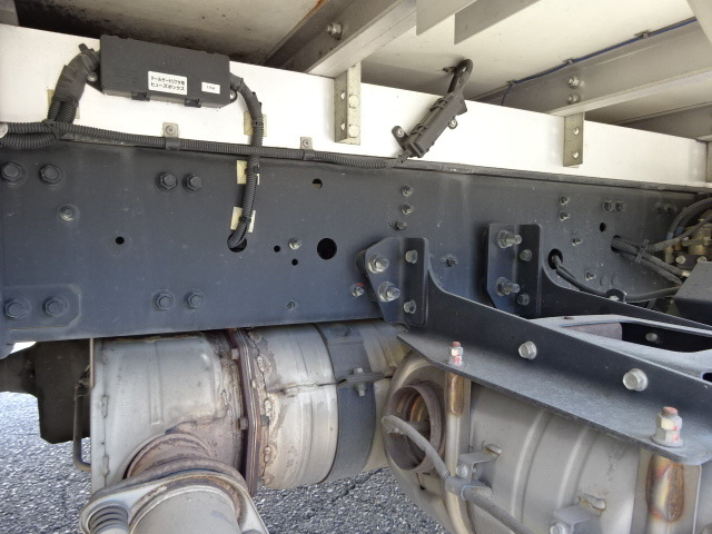 三菱 H26 ファイター 低温冷凍車 格納PG 画像13