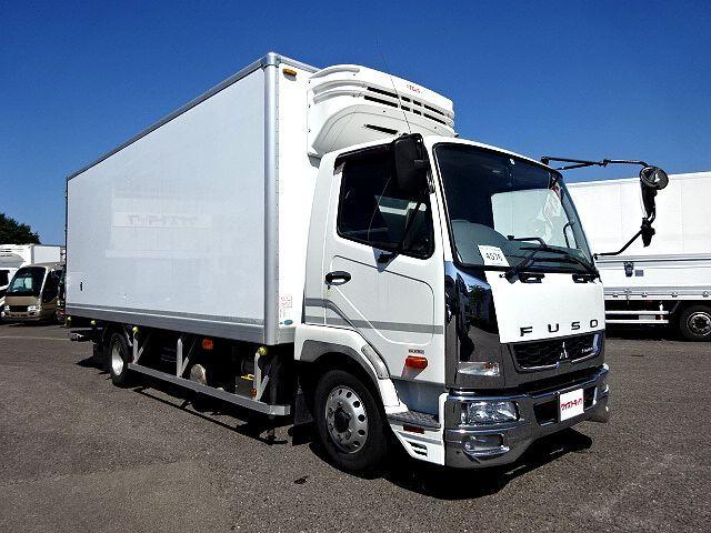 三菱 H26 ファイター 低温冷凍車 格納PG 画像3