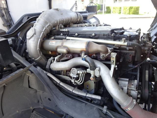 三菱 H26 ファイター 低温冷凍車 格納PG 画像17