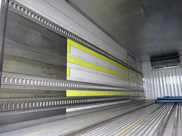 三菱 H27 ファイター 増トン 低温冷凍車 格納PG 画像10
