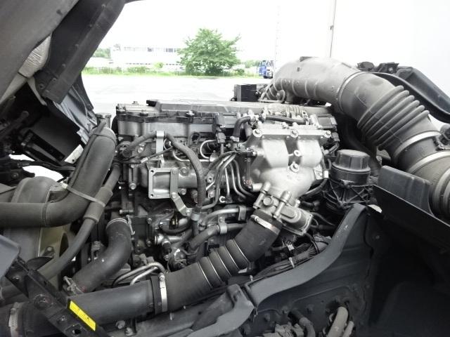 三菱 H27 ファイター 増トン 低温冷凍車 格納PG 画像14