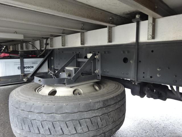 三菱 H27 ファイター 増トン 低温冷凍車 格納PG 画像12