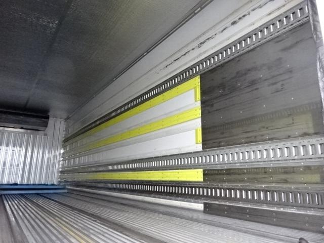 三菱 H27 ファイター 増トン 低温冷凍車 格納PG 画像11