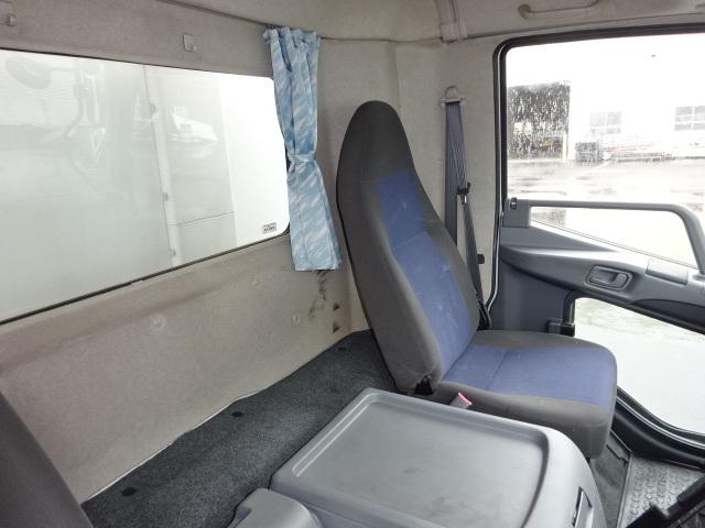 三菱 H27 ファイター 増トン 低温冷凍車 格納PG 画像20