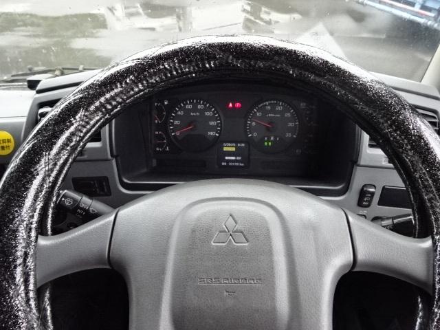 三菱 H27 ファイター 増トン 低温冷凍車 格納PG 画像17