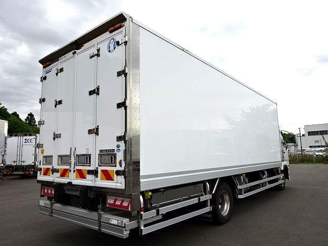 三菱 H27 ファイター 増トン 低温冷凍車 格納PG 画像2