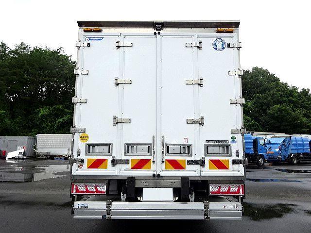 三菱 H27 ファイター 増トン 低温冷凍車 格納PG 画像7