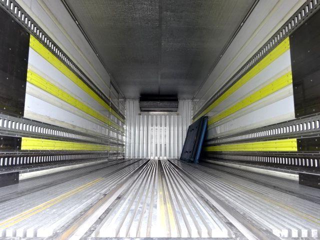 三菱 H27 ファイター 増トン 低温冷凍車 格納PG 画像3