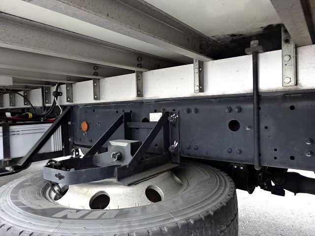 三菱 H27 ファイター 増トン 低温冷凍車 格納PG 画像4