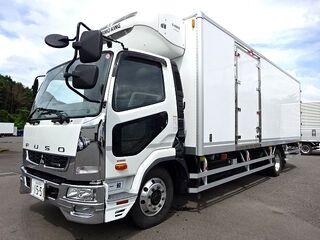 H27 ファイター 増トン 低温冷凍車 格納PG