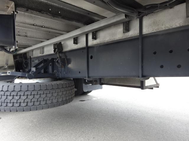 三菱 H28 スーパーグレート 4軸低床冷凍ウィング 画像11