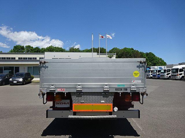 いすゞ H18 フォワード 増トン 平 アルミブロック 画像7