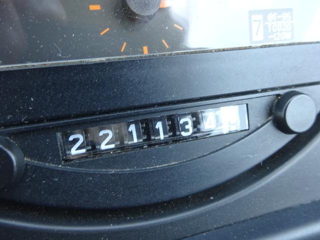 いすゞ H18 フォワード 増トン 平 アルミブロック 画像25