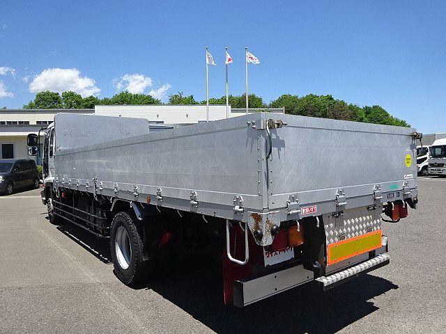 いすゞ H18 フォワード 増トン 平 アルミブロック 画像8