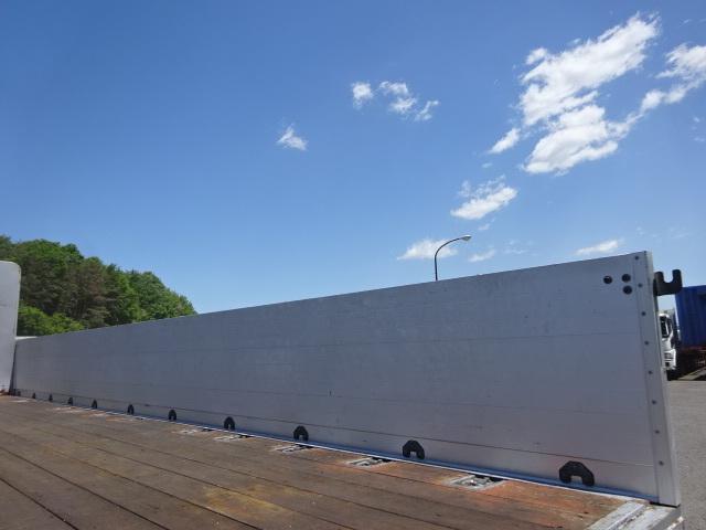 いすゞ H18 フォワード 増トン 平 アルミブロック 画像16