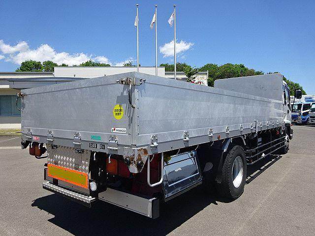 いすゞ H18 フォワード 増トン 平 アルミブロック 画像6
