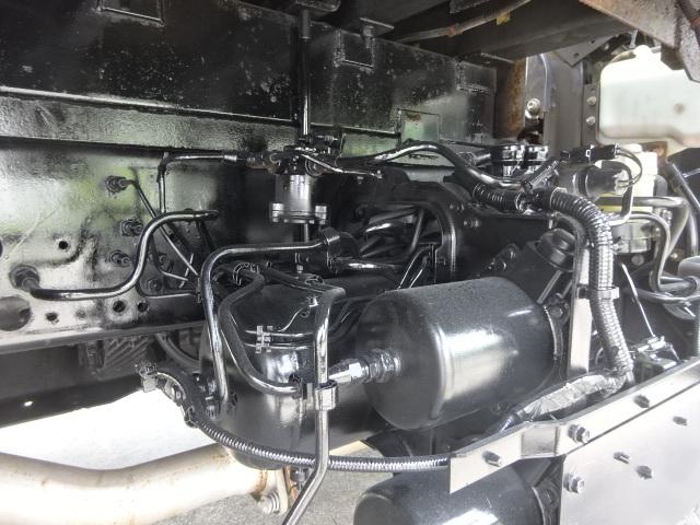 いすゞ H18 フォワード 増トン 平 アルミブロック 画像9
