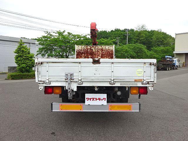いすゞ H16 フォワード 増トン 平 4段クレーン 画像8