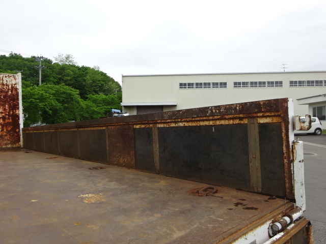 いすゞ H16 フォワード 増トン 平 4段クレーン 画像12