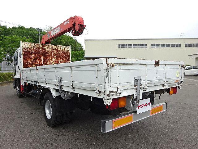 いすゞ H16 フォワード 増トン 平 4段クレーン 画像9