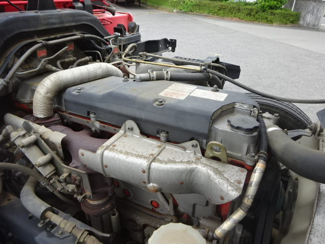 いすゞ H16 フォワード 増トン 平 4段クレーン 画像19