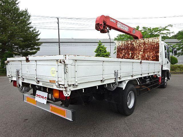 いすゞ H16 フォワード 増トン 平 4段クレーン 画像7