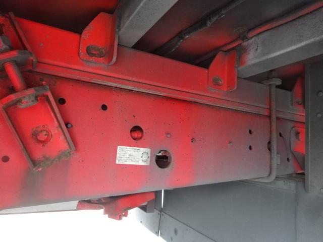 日野 H27 プロフィア ハイルーフ 4軸低床 アルミウィング  画像21