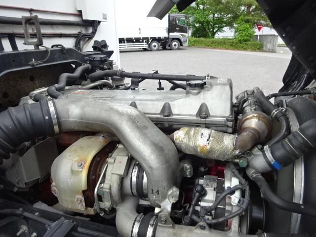 日野 H22 レンジャー ワイド 低温冷凍車 格納PG 画像10