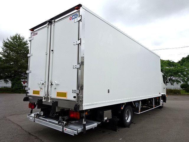日野 H22 レンジャー ワイド 低温冷凍車 格納PG 画像3