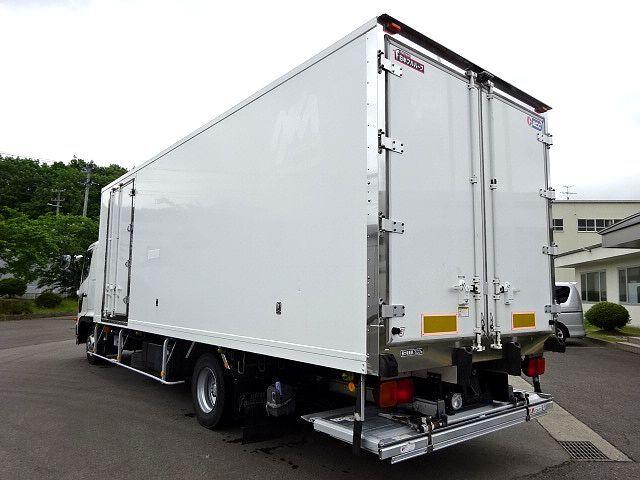 日野 H22 レンジャー ワイド 低温冷凍車 格納PG 画像4