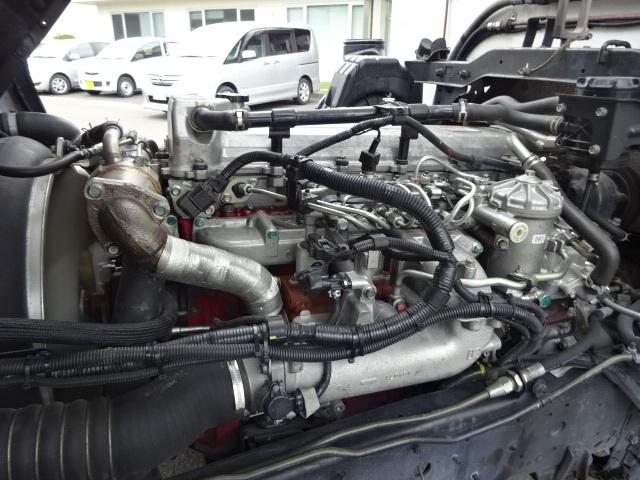 日野 H22 レンジャー ワイド 低温冷凍車 格納PG 画像9
