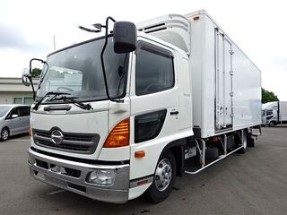 H22 レンジャー ワイド 低温冷凍車 格納PG