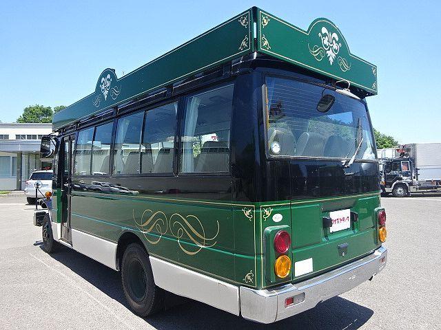 日産 H10 シビリアン ボンネットバス 21人乗り 画像8
