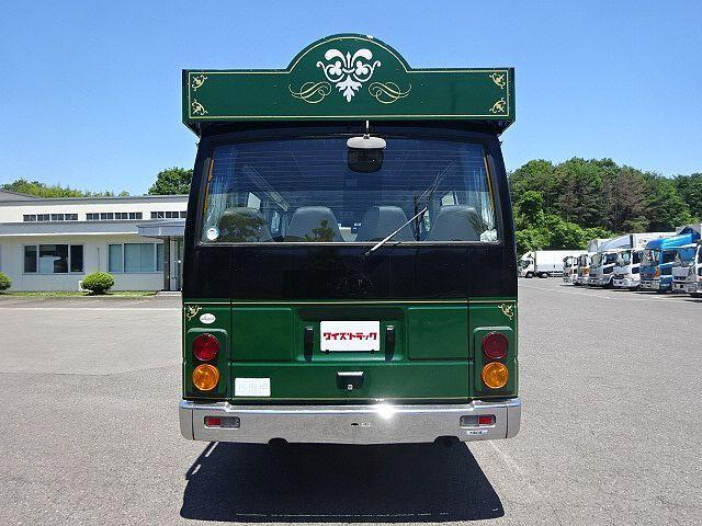日産 H10 シビリアン ボンネットバス 21人乗り 画像7