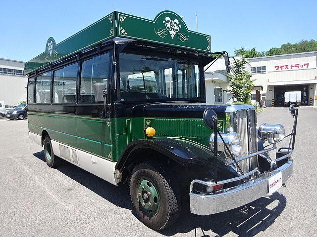 日産 H10 シビリアン ボンネットバス 21人乗り 画像3