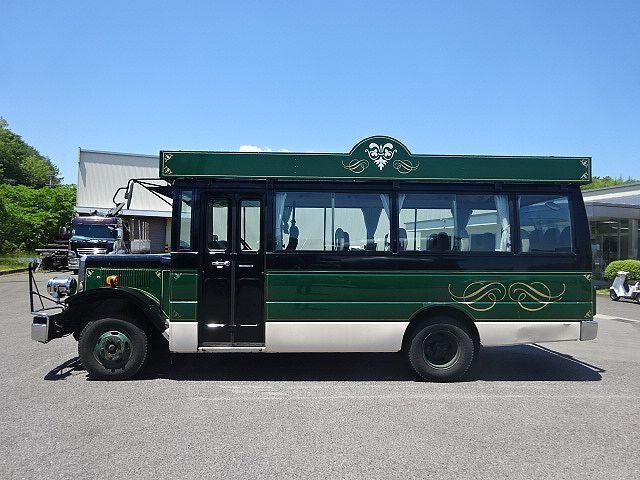 日産 H10 シビリアン ボンネットバス 21人乗り 画像4