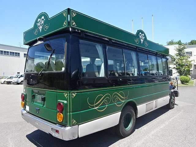 日産 H10 シビリアン ボンネットバス 21人乗り 画像6