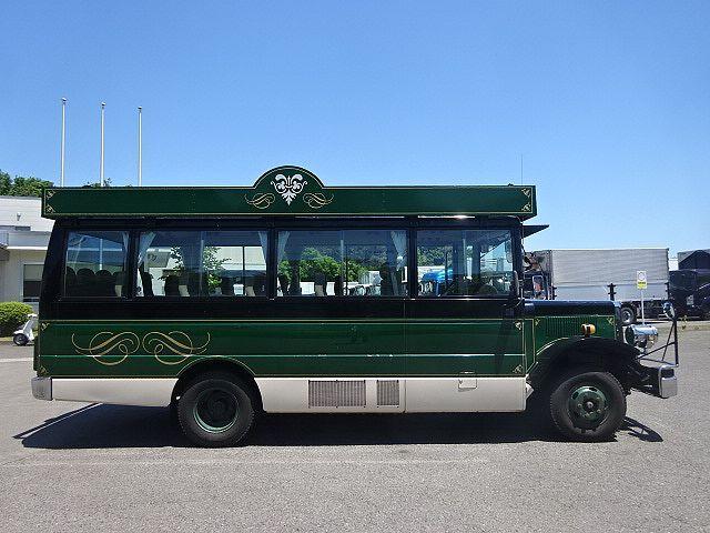 日産 H10 シビリアン ボンネットバス 21人乗り 画像5