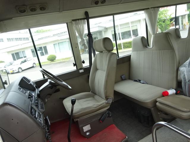 日産 H10 シビリアン ボンネットバス 21人乗り 画像9