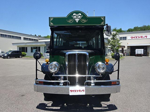 日産 H10 シビリアン ボンネットバス 21人乗り 画像2