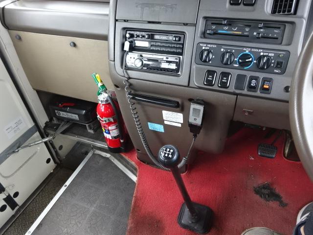 日産 H10 シビリアン ボンネットバス 21人乗り 画像14