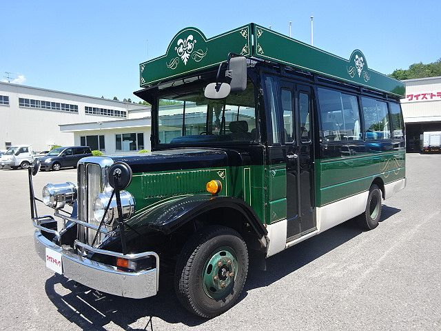 日産 H10 シビリアン ボンネットバス 21人乗り 画像1