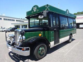 H10 シビリアン ボンネットバス 21人乗り
