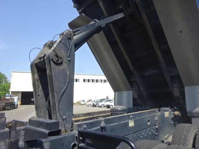 三菱 H27 スーパーグレート ダンプ Lゲート 車検付 画像20