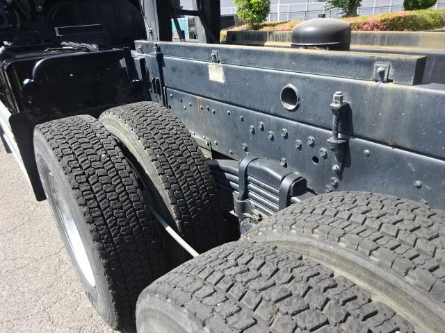 三菱 H27 スーパーグレート ダンプ Lゲート 車検付 画像15