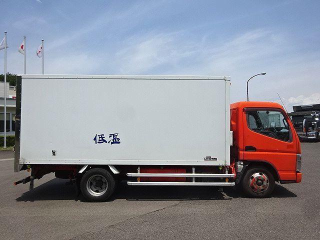 三菱 H21 キャンター 低温冷凍車 画像5