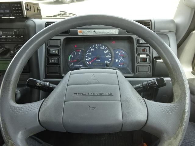 三菱 H21 キャンター 低温冷凍車 画像23