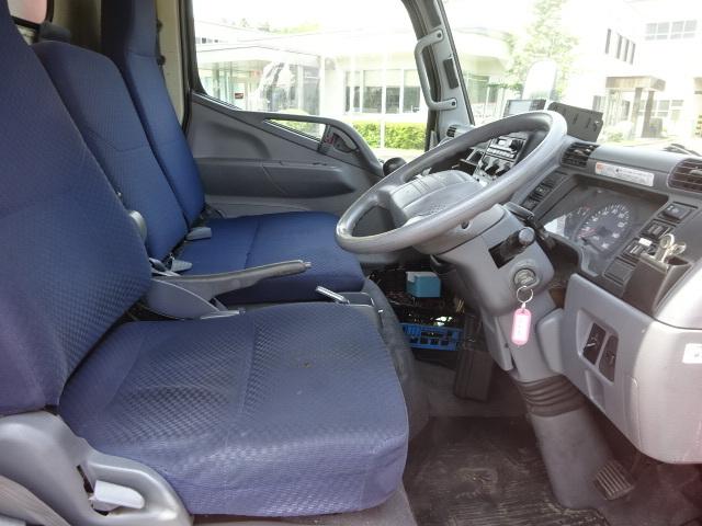 三菱 H21 キャンター 低温冷凍車 画像22