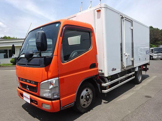 三菱 H21 キャンター 低温冷凍車 画像1
