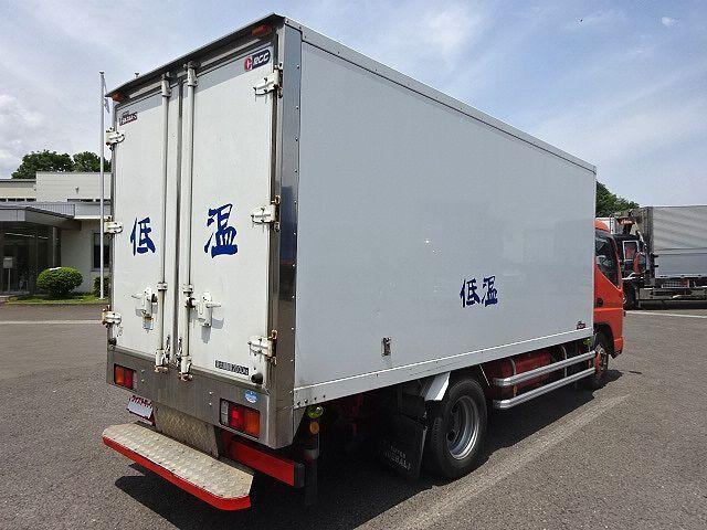 三菱 H21 キャンター 低温冷凍車 画像6